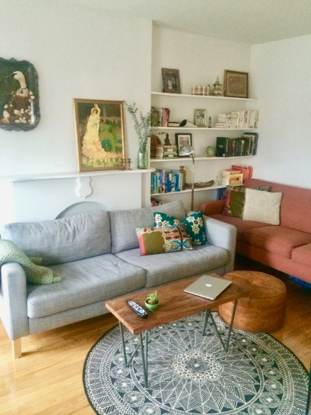 . the evolution of a 100 sq ft living room   a summer lifestyle